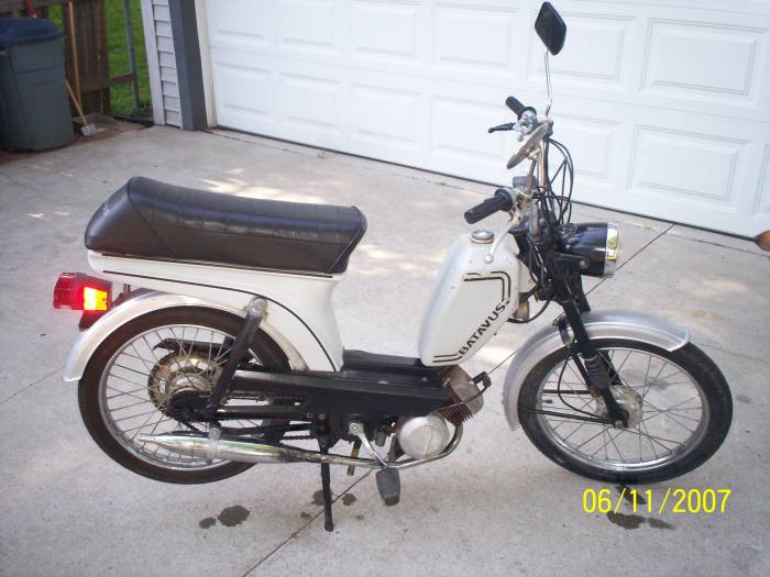 Batavus Moped Starflite 1978 Batavus Starflite Vaii