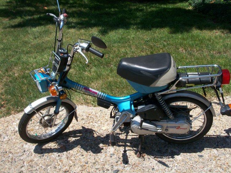 1982 Honda Express Nc50 Moped Photos Moped Army