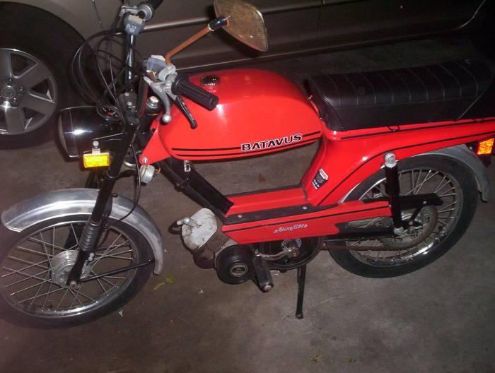 1980 Batavus Starflite HS   Moped Photos — Moped Army   700 x 528 jpeg 47kB