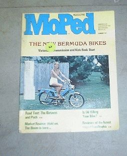 (Moped Magazine - Summy 1977)