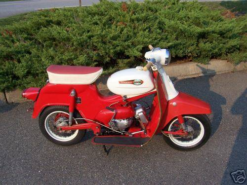 1960s sears allstate compact puch scooter 60cc youtube 2016 car
