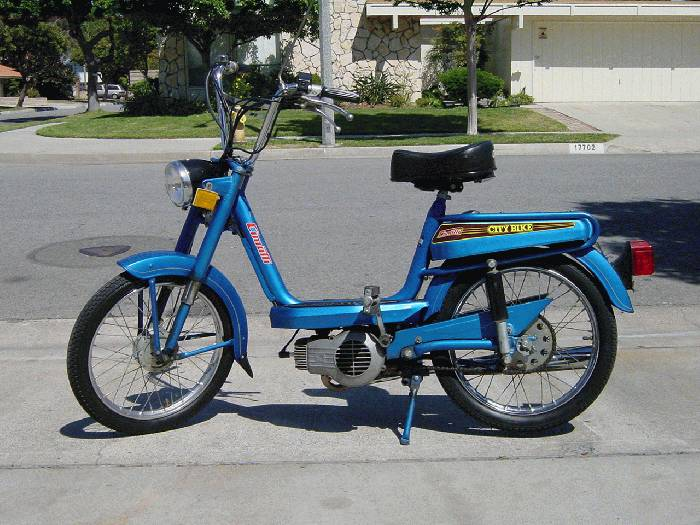 1977 Cimatti City Bike (Blue)