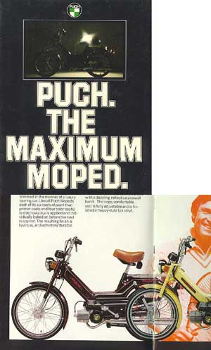 1977 Puch (Sales Catalog)