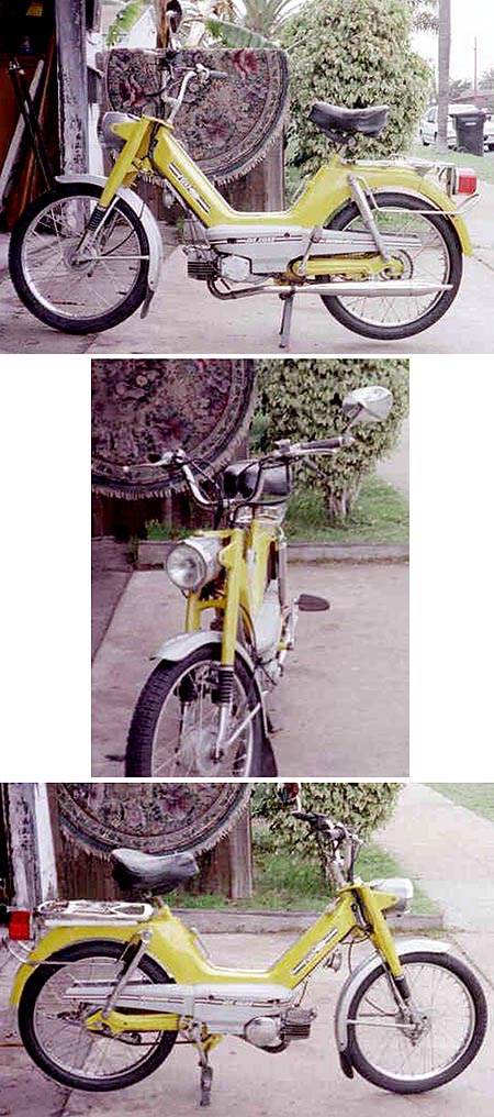 1978 Foxi (Yellow)