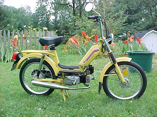 1980 Motron (Yellow)