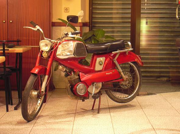 1972 Mobylette SP50R