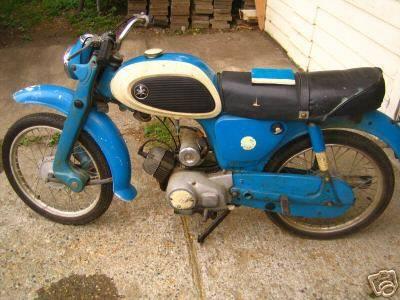 1966 Yamaha (YF1)