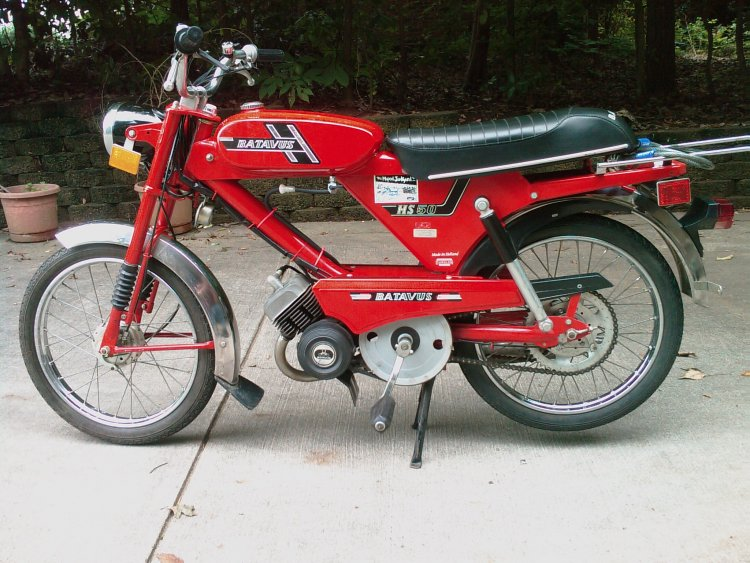 Trac moped 13