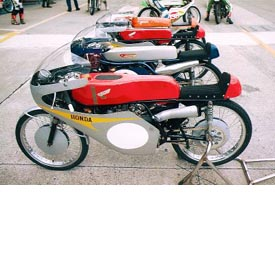 (Crazy Racing Mopeds)
