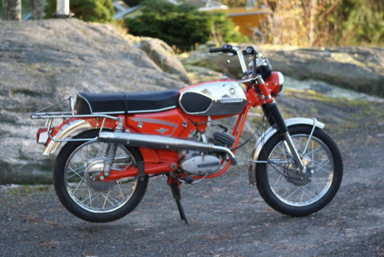 1973 zndapp ks 50 super sport moped photos moped army. Black Bedroom Furniture Sets. Home Design Ideas