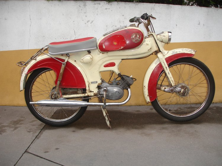 1957  (Ardie Sport Moped)
