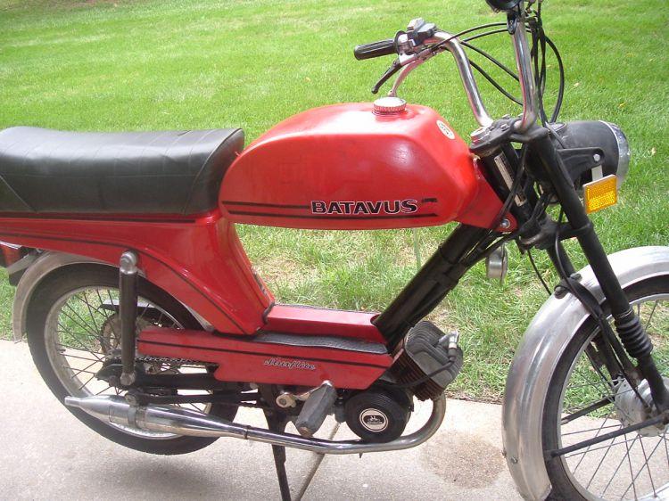 Batavus Starflite VAII | Moped Photos — Moped Army  Batavus