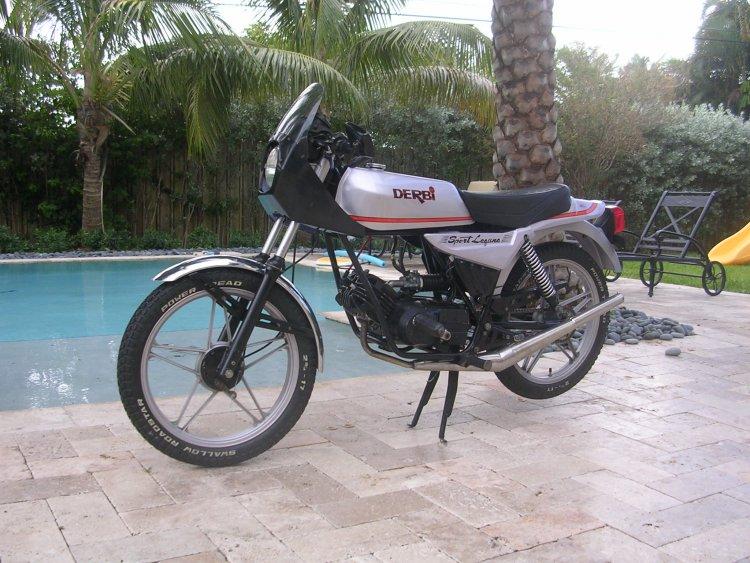 1981 Derbi Laguna Electric Start