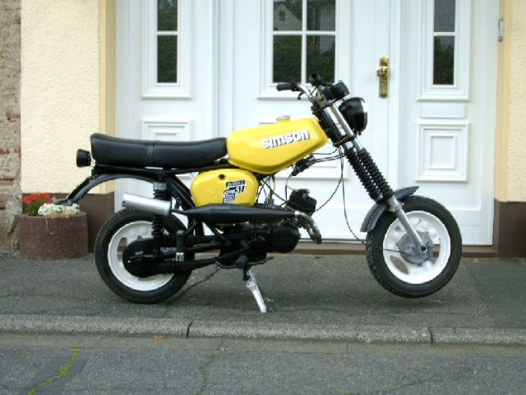 1986 simson s51 moped photos moped army. Black Bedroom Furniture Sets. Home Design Ideas