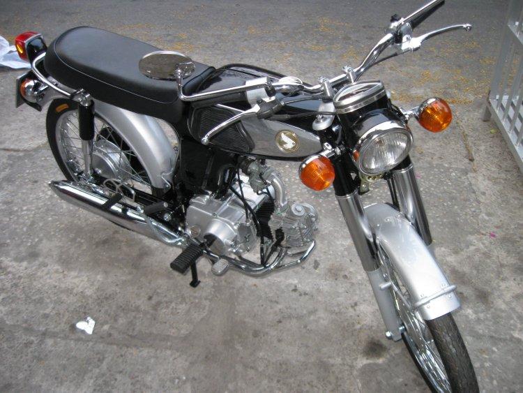 Honda Ss50 Moped Photos Moped Army