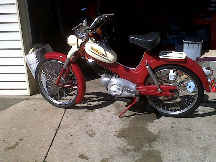 Puch MS50