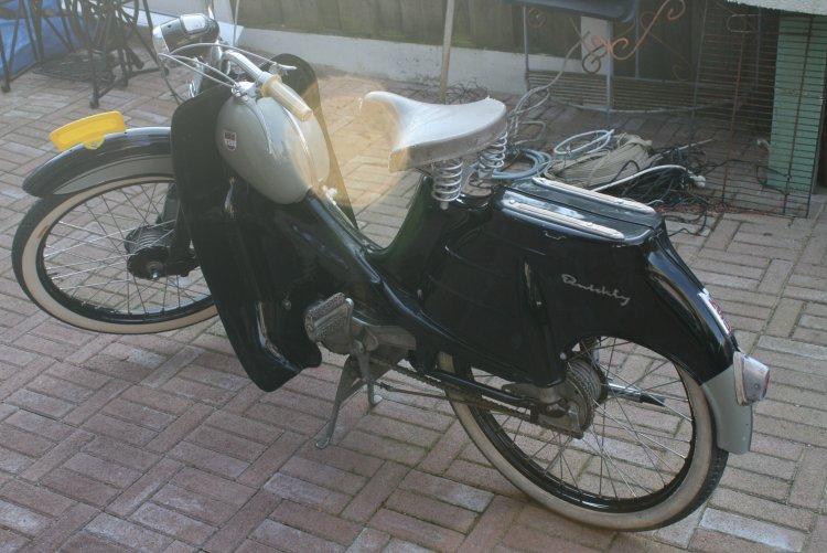 1962 nsu quickly l moped photos moped army. Black Bedroom Furniture Sets. Home Design Ideas