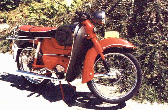 Kreidler (Red)