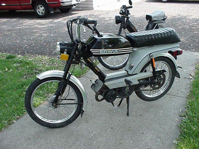 Batavus Starflite HS | Moped Photos — Moped Army  Batavus