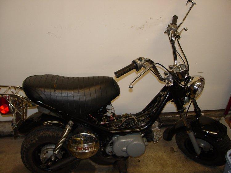 1978 Yamaha Lb80 Chappy