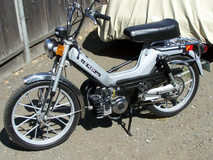 1977 puch maxi s moped photos moped army. Black Bedroom Furniture Sets. Home Design Ideas