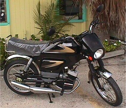 2001 Avanti Super Sport Black Moped Photos Moped Army