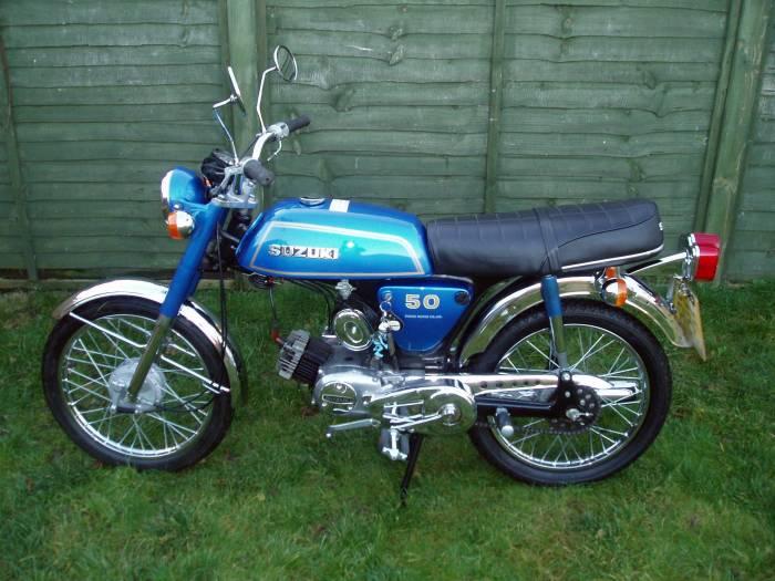 Suzuki Mopeds For Sale Uk