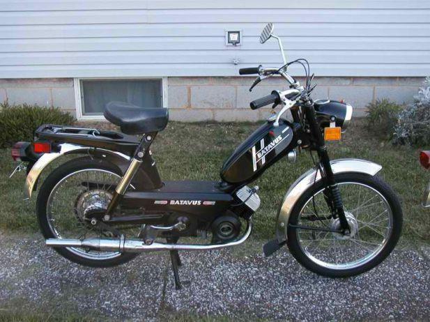 Batavus Moped Starflite Batavus Starflite