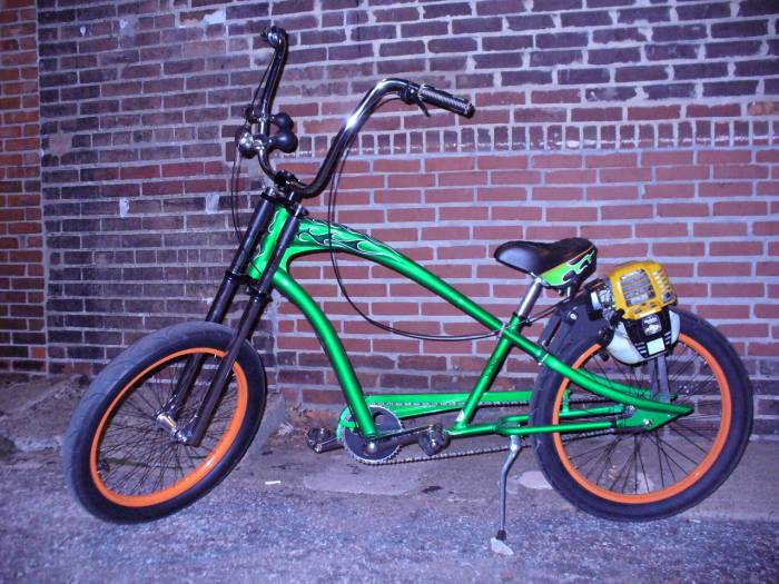 2006  (Electra Rat Fink Chopper)