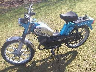 1983 zndapp zl 25 blue moped photos moped army. Black Bedroom Furniture Sets. Home Design Ideas