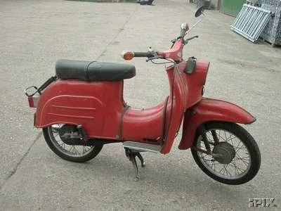 Simson Scwalbe (Red)