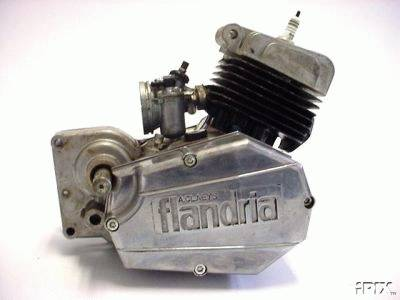 Flandria Engine Right Side Moped Photos Moped Army