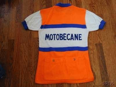 Motobecane (Orange Jersey)