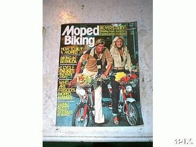 (Moped Biking Magazine - Nov 1977)