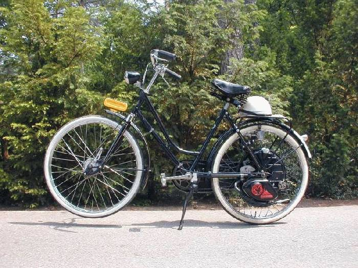 1951 Cyclemaster