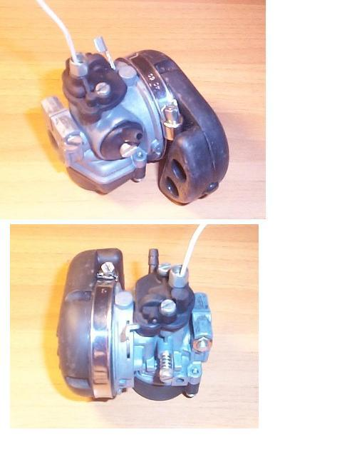 (Dellorto 15.15 carburetor)