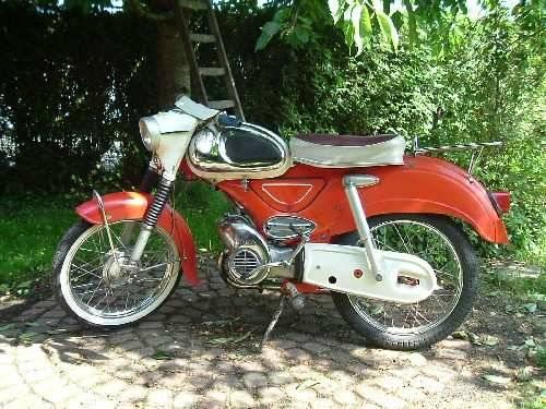 1963 dkw zweirad union hummel super moped photos moped. Black Bedroom Furniture Sets. Home Design Ideas