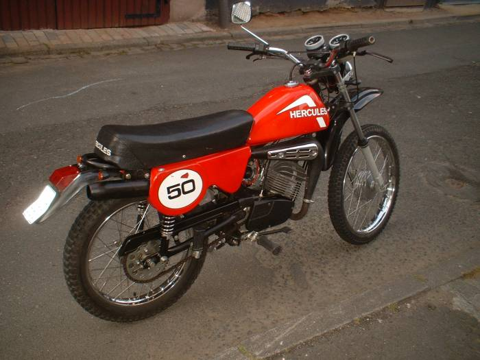 1979 hercules supra 4 enduro red moped photos moped army. Black Bedroom Furniture Sets. Home Design Ideas