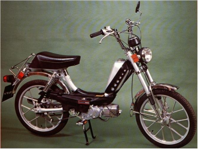 1978 Puch Kromag