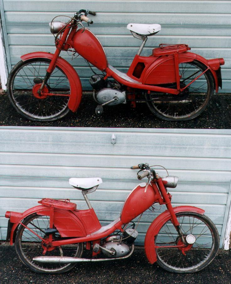 1961 Gadabout (Red)