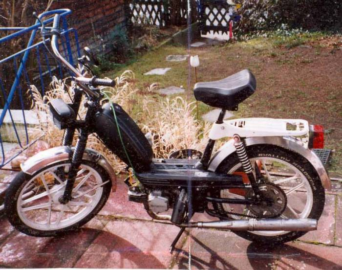 1985 hercules prima 5 moped photos moped army. Black Bedroom Furniture Sets. Home Design Ideas
