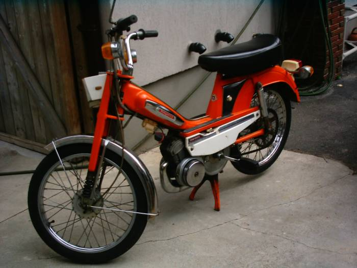 1975 Motobecane Mobylette | Moped Photos — Moped Army