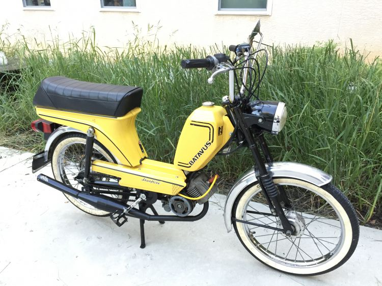 Batavus Starflite | Moped Photos — Moped Army  Batavus