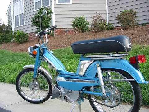 1979 Motobecane 50V (Blue)