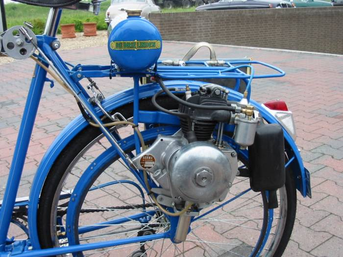 Serwa Auxiliary Engine Moped Photos Moped Army