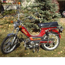 1979 Indian (Red)