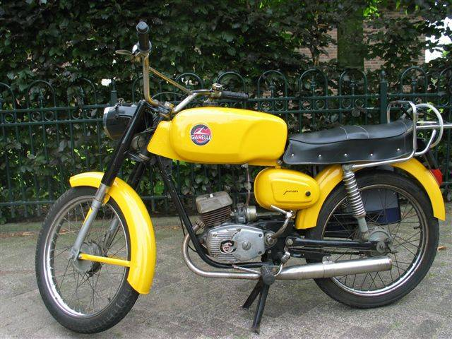 1969 Garelli Junior (Yellow)
