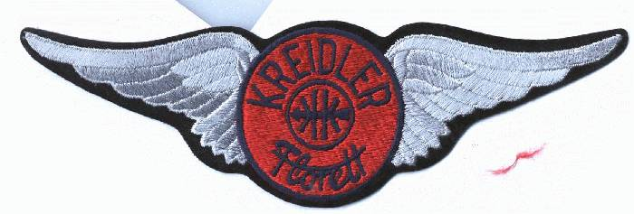 Kreidler Florett (Patch)