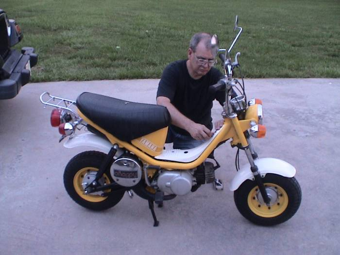 Yamaha Chappy Wiki