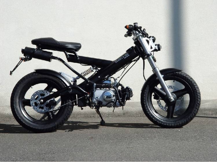 Mad Ass Moped 26